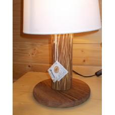 Veioza rustica din lemn LB 20 R