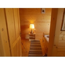 Veioza rustica din lemn LB 35 R